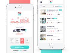 OneTapBed Mobile App