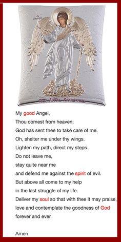 Guardian angel Prayer, inspirational angel quotes. positive prayer, prayer for strength, angel prayer, guardian angel