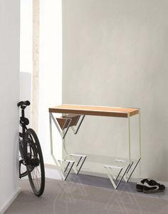 Secession Console Table Joshua Suklan Associate Degree In Design Furniture RMIT CreativeFest