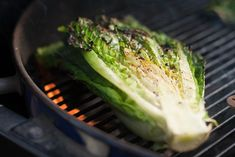 Grilled Romaine by Another Pint Please.  Made this - fabulous!