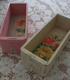Altered Sewing Cabinet Drawers | Flickr - Photo Sharing!