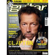 guitar Ausgabe 06/2015   PPVMEDIEN, 5,90 €