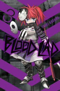 Blood Lad Graphic Novel 3 #rightstuf2013