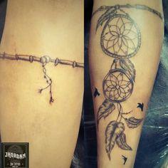 #jhordaninktattoo filtro dos sonhos na panturrilha feminina . #Tattoo #Tatuagem #TattooLove #TattooLife #Tattooist #BlackBirds #BlackGrey #Sombreada #FiltrodosSonhos #Apanhador de sonhos #JhordanDiaz #Jhordan #jordan #like #facebook #piscart #instagram #pinterest #pinstattoo #ink #art #tattoiPins #PinterstTattoo
