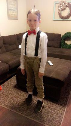 The Little Rascals Alfalfa costume 2017