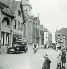 Hoofdstraat, rond 1950