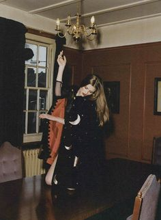 hannah kern in under the influence magazine #8, photographed by greta ilieva