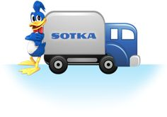 Kotiinkuljetus | Sotka.fi