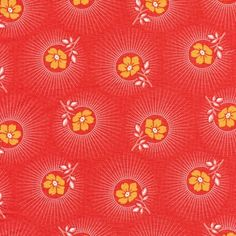 In this listing, youll get 1 yard of Floral Drop Persimmon. 100% cotton fabric, 36x44 inches.  Cut right from the bolt. Convo me if you like more of any print.  Please Note: *I am in the process of closing out my shop. I will not be cutting fabrics less than one yard. Thank you! *Due to color variations from monitor to monitor as well as how a camera and computer process images, the color you see may not be the color of the product in true life. I label all my products based on manufacturer…