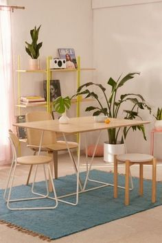 Shop Airo Dining Table at Urban Outfitters today. We carry all the latest styles, colors and brands for you to choose from right here.