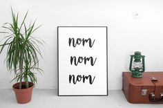 Get It Girl, Inspirational Quote, Typography Art Home Decor Typographic Print Poster Wall Art Decor Typography Poster Printable Art Typography Prints, Typography Poster, Hand Lettering, Typography Quotes, Typography Design, Scandinavian Poster, White Prints, Sharp Prints, Kitchen Poster