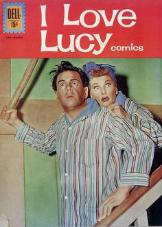 I Love Lucy #34, comic book march 1962. If you know were I can get these please let me know!!!