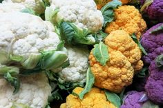 Cauliflower season peaks in Summer, making it a surprisingly perfect vegetable for almost any hot-we... - POPSUGAR Photography / Jae Payne