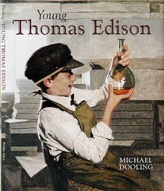 TPT LESSON PLAN NONFICTION Article about Young Thomas Edison. Aligned with 4th and 5th grade standards but can be used with third and sixth grade classes to accommodate a wide range of learners. A valuable 12 page packet that includes ready to print student worksheets and answers. Priced item.