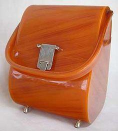Orange and Vintage
