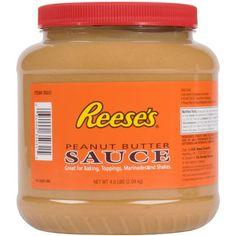 Reese's Peanut Butter Sauce 4.5 Lbs