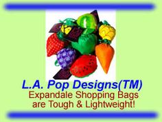 L.A. Pop Designs(TM) #expandableshoppingbags are tough & lightweight! @ Amazon >> http://www.amazon.com/Pop-Design-Expandable-Eco-Friendly-Lightweight/dp/B00UHAMMDG/ref=sr_1_11?s=kitchen&ie=UTF8&qid=1441752180&sr=1-11&keywords=shopping+bags