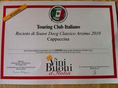 Corona Vini Buoni d'Italia