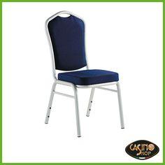 ART.0070 Sedia impilabile per sale conferenze, confortevole e leggera, è realizzata in struttura tubolare di alluminio, spessore 2 mm.  Seduta e schienale imbottiti. Impilabile fino a 10 sedie. Dimensioni: H91 P59 L45 Hs46 cm