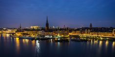 Riddarholmen and Old Town, Stockholm. by Anders E. Skånberg on 500px