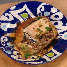 Robert Irvine's Turkey Wellington
