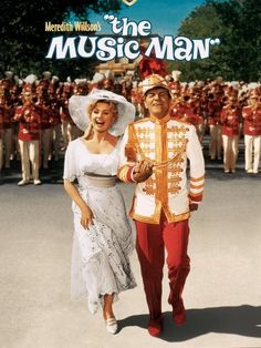 Amazon.com: The Music Man: Robert Preston, Shirley Jones, Buddy Hackett, Hermione Gingold: Amazon Instant Video