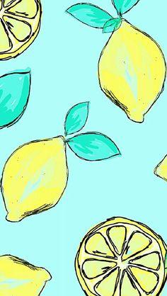 Les citrons de l'été