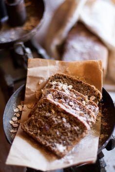 chleb na zakwasie mojego taty - vegeluv
