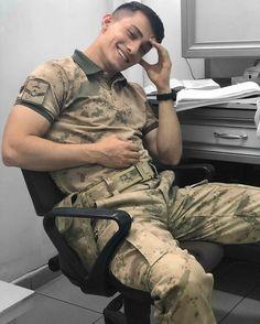 Mens Style Discover sexy men in uniforms Hot Army Men Sexy Military Men Army Guys Military Army Hot Cops Hunks Men Men In Uniform Attractive Men Cute Guys Hot Army Men, Sexy Military Men, Army Guys, Military Army, Turkish Military, Hot Cops, Hunks Men, Men In Uniform, Attractive Men