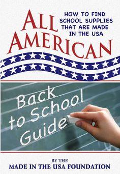 Made in USA | made_in_usa_back_to_school.jpg  https://www.facebook.com/AllenBoothLLC http://www.allenbooth.com/default.asp