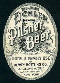 19th century bottle growler illustration - Google Search
