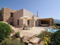 Steffi III is a luxury villa for rent in Paros, Greece. The Villa has 3 bedrooms and can host up to 6 guests.