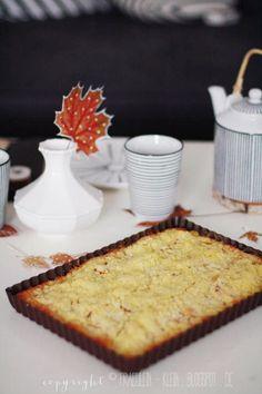 Fräulein Klein : Photoqueen-Verlosung - Apfelstreuselkuchen - Stamp your cookies - bemalte Blätter