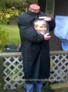 Coolest Headless Boy Costume  sc 1 st  Pinterest & homemade headless horseman costume | Our Headless Son! | Costume Pop ...