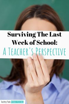 Surviving the Last Week of School – A Teacher's Perspective 5th Grade Teachers, Elementary Teacher, Upper Elementary Resources, Third Grade Science, Physics Classroom, 5th Grade Reading, Science Activities, Science Projects, Developmental Psychology