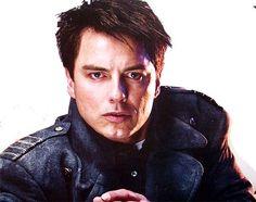 John Barrowman as Captain Jack Harkness from Torchwood