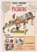 Display/ kleines Plakat Pilsberg