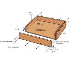 Pull-Out Shelf Overview