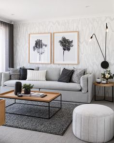 nice One Simple Trick for Gorgeous Living Room Color Schemes to Make Your Room C. nice One Simple Trick for Gorgeous Living Room Color Schemes to Make Your Room Cozy Unveiled The co Rugs In Living Room, Interior Design Living Room, Living Room Designs, Cozy Living, Simple Living Room Decor, Gray Couch Living Room, Danish Living Room, Room Rugs, Barn Living
