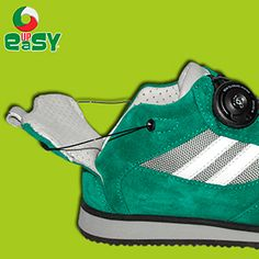 Easy Up AFO shoes with rear tilting opening