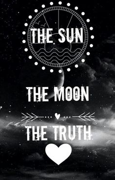 Teen Wolf-The sun, The Moon,The Truth