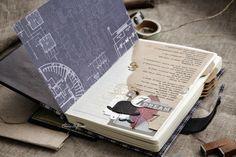 моё вдохновение: Про блокнот в комплекте...