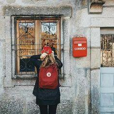 Fjallraven Kanken Classic Backpack Deep Red.  #kanken #backpack #ss17  http://www.fjallraven-kanken.com/fjallraven-kanken-classic/17-fjallraven-kanken-cla... - Fjallraven Sale - Google+