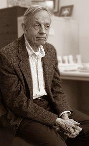 John Nash:  In parte, la salute mentale è una forma di conformismo.