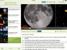 Khan Academy app for the iPad -- even we love using this for ourselves!