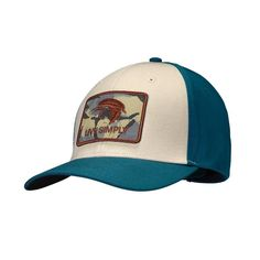 16ba35241fb Patagonia Live Simply u00AE Fly Roger That Hat - Bleached Stone BLST  Patagonia Outdoor