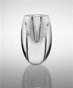View Vase, model no. from The Claritas series by Timo Sarpaneva on artnet. Browse upcoming and past auction lots by Timo Sarpaneva. Glass Design, Design Art, Blown Glass Art, Wine Glass, Vase, Tableware, Scandinavian, Model, Objects