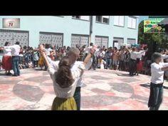 Dança Tradicional no Arraial Popular do Agrup. Escolas Michel Giacometti