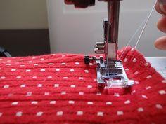 Creative Heart: Shirring Problems - I Cracked It!!!