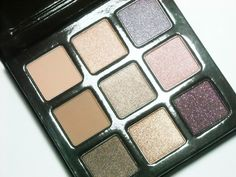 Anastasia Want Me to Want You eyeshadow palette for Holiday 2012. Pics, swatches review
